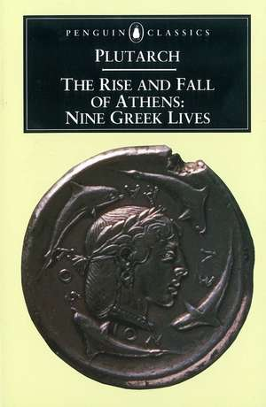 The Rise and Fall of Athens imagine