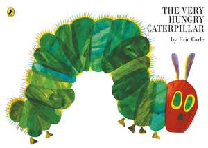 The Very Hungry Caterpillar de Eric Carle