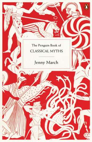 The Penguin Book of Classical Myths imagine