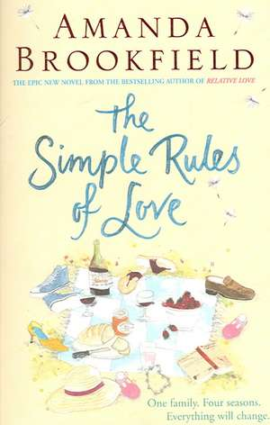 The Simple Rules of Love de Amanda Brookfield