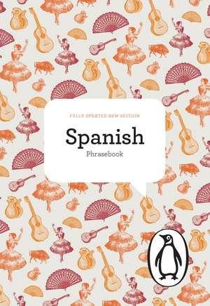 The Penguin Spanish Phrasebook imagine