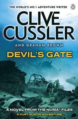 Devil's Gate: NUMA Files #9 de Clive Cussler