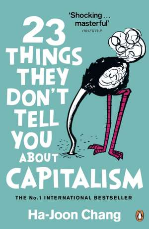 23 Things They Don't Tell You About Capitalism imagine