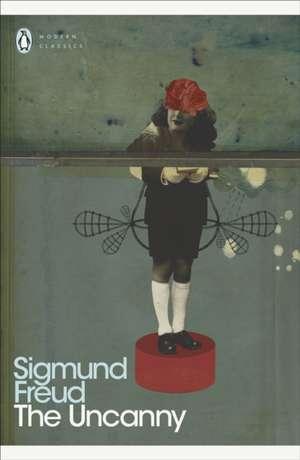 The Uncanny de Sigmund Freud