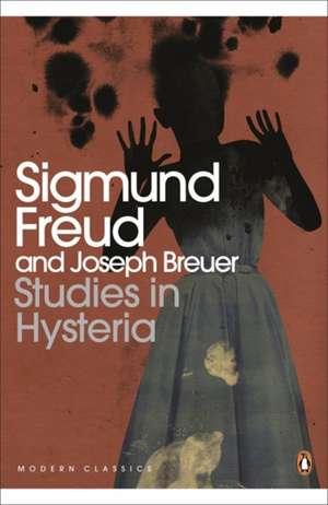 Studies in Hysteria de Sigmund Freud