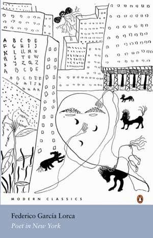 Poet in New York de Federico García Lorca