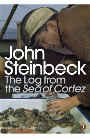 The Log from the Sea of Cortez de Mr John Steinbeck