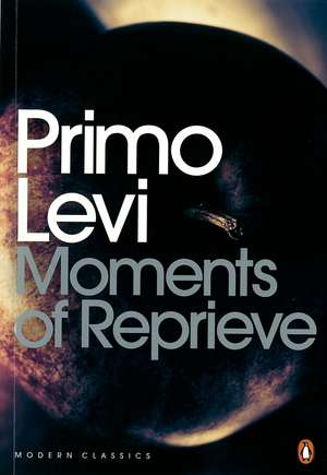 Moments of Reprieve