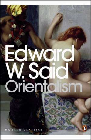Orientalism de Edward W. Said