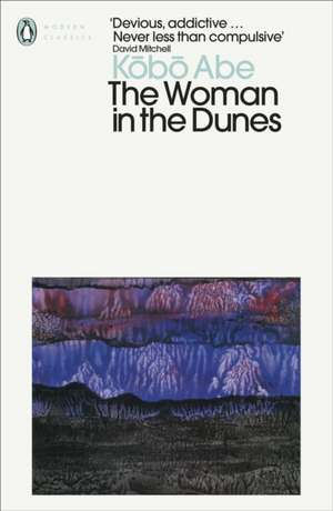 The Woman in the Dunes de Kobo Abe
