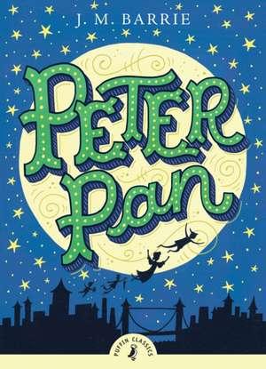 Peter Pan de J M Barrie
