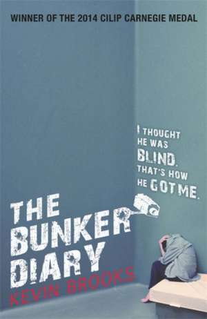 The Bunker Diary de Kevin Brooks