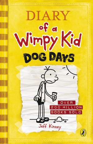 Dog Days (Diary of a Wimpy Kid book 3) de Jeff Kinney
