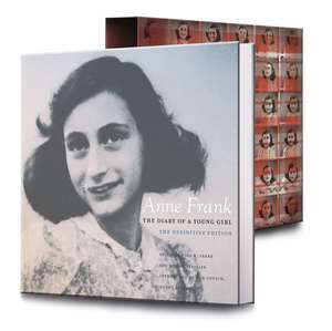 The Diary of a Young Girl (H/B slipcase) de Anne Frank
