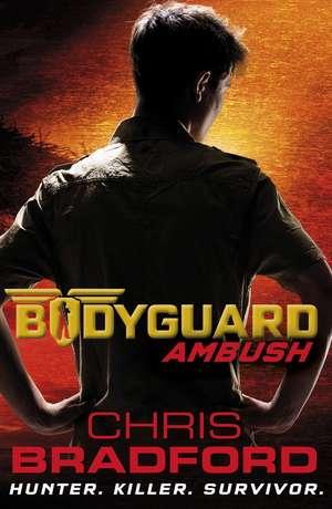 Bodyguard: Ambush (Book 3) de Chris Bradford