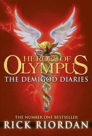 The Demigod Diaries  de Rick Riordan