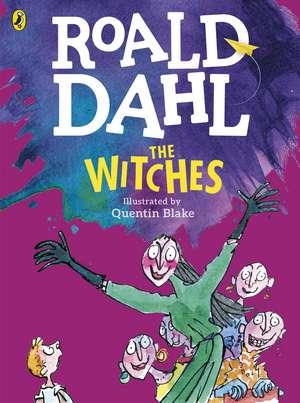 The Witches (Colour Edition) de Roald Dahl