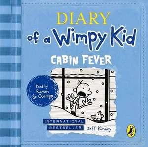Cabin Fever (Diary of a Wimpy Kid book 6) de Jeff Kinney