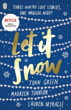 Let It Snow de John Green