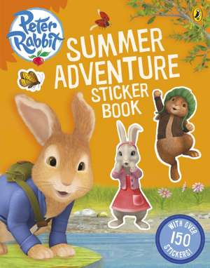Peter Rabbit Animation: Summer Adventure Sticker Book