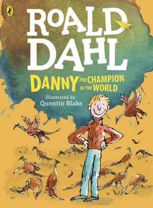 Danny, the Champion of the World (colour edition) de Roald Dahl