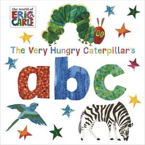 The Very Hungry Caterpillar's abc imagine