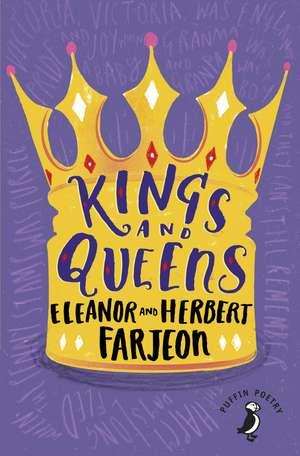 Kings And Queens de Eleanor Farjeon