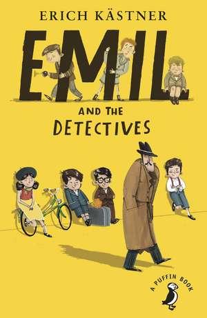 Emil and the Detectives de Erich Kästner