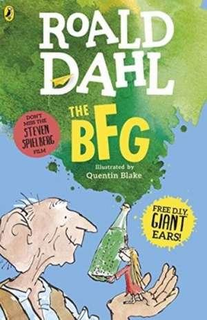 The BFG de Roald Dahl