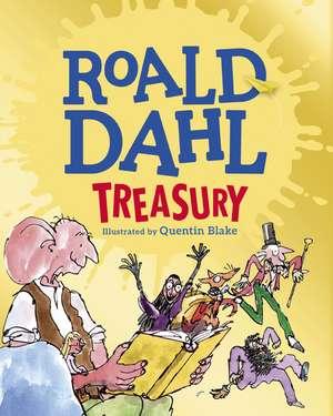 The Roald Dahl Treasury de Roald Dahl