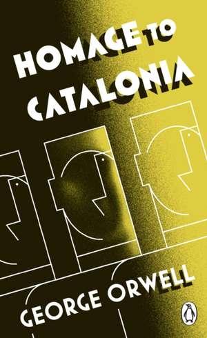 Homage to Catalonia de George Orwell