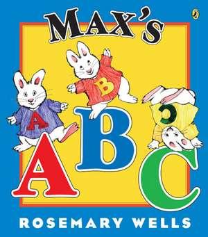 Max's ABC de Rosemary Wells