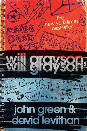 Will Grayson, Will Grayson de John Green