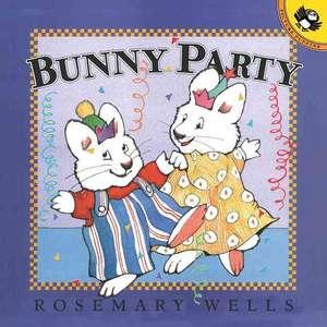 Bunny Party de Rosemary Wells
