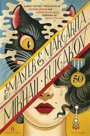 The Master and Margarita:  50th-Anniversary Edition (Penguin Classics Deluxe Edition) de Mikhail Bulgakov