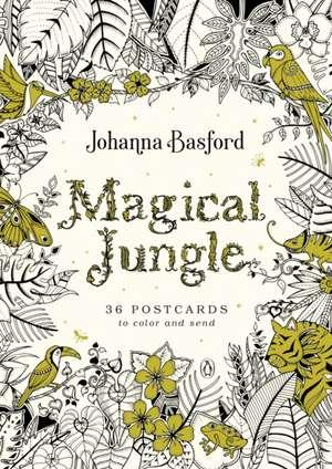 Magical Jungle de Johanna Basford