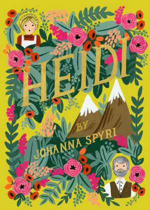 Heidi (Puffin in Bloom) de Johanna Spyri