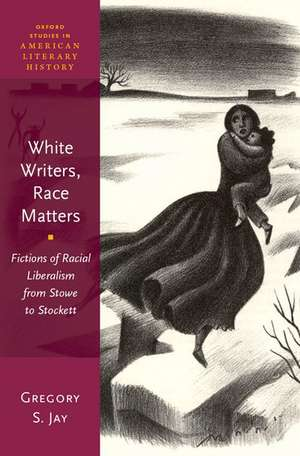 White Writers, Race Matters