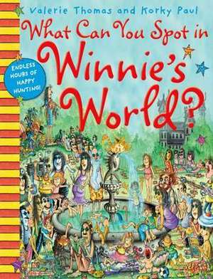 What Can You Spot in Winnie's World?