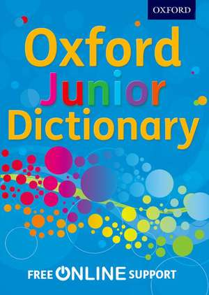 Oxford Junior Dictionary de  Oxford Dictionaries