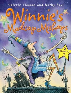 Winnie the Witch. Winnie's Madcap Mishaps