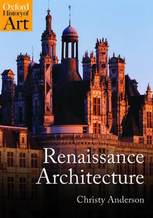 Renaissance Architecture de Christy Anderson