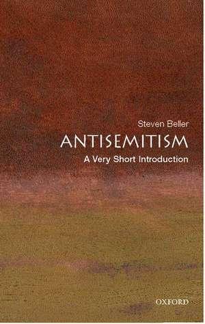 Antisemitism: A Very Short Introduction de Steven Beller