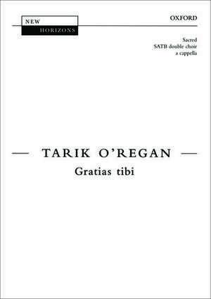 Gratias tibi de Tarik O'Regan