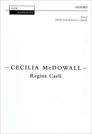Regina Caeli de Cecilia McDowall