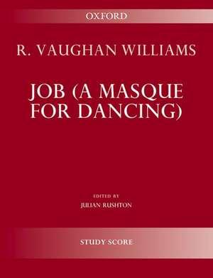 Job: A Masque for Dancing de Ralph Vaughan Williams
