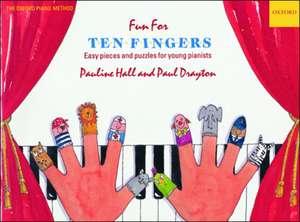 Fun for Ten Fingers de Pauline Hall