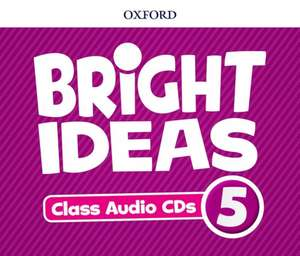 Bright Ideas: Level 5: Audio CDs: Inspire curiosity, inspire achievement.