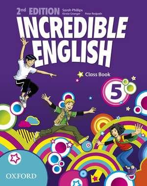 Incredible English: 5: Class Book