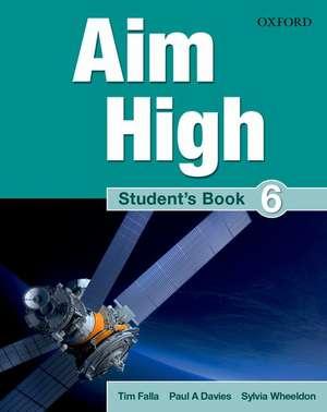 Aim High: Level 6: Student's Book